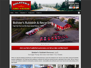 Bolster's Rubbish & Recycling