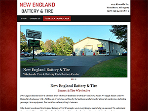New England Battery & Tire