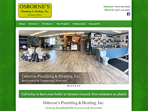 Osborne's Plumbing & Heating